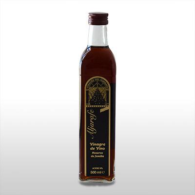 Vinagre de crianza Aljarafe 500 ml.